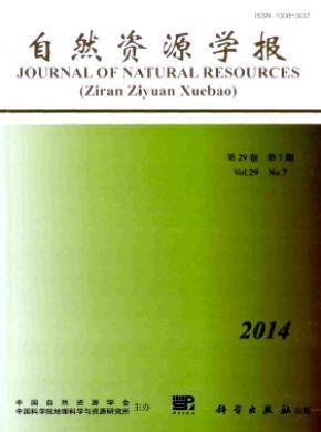 自然資源學報