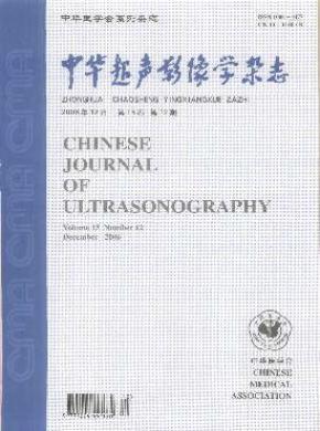 中華超聲影像學